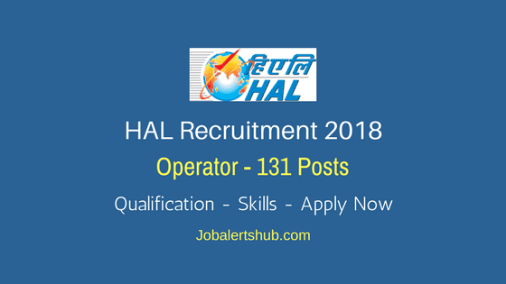 HAL-Operator-Lucknow-2018-Recruitment-Notification