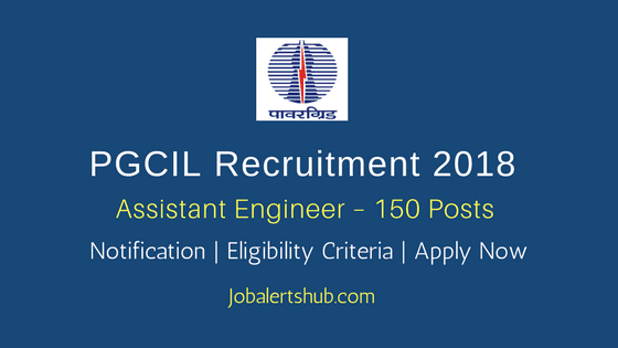 PGCIL-Recruitment-2018-Assistant-Engineer-Notification