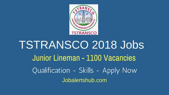 TSTRANSCO-Jobs-2018-Junior-Lineman-Job-Notification