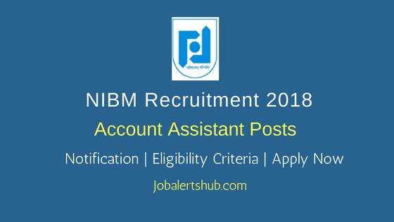 NIBM-Account-Assistant-Jobs-2018-Recruirtment