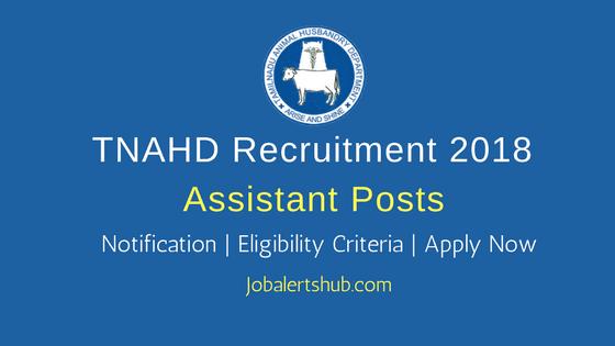 TNAHD-Salem-Animal-Husbandry-Assistant-Posts-2018-Job-Notification