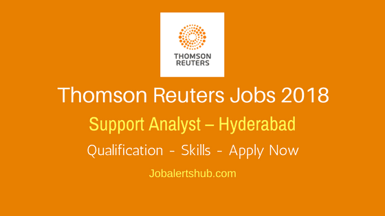 Thomas-Reuters-Freshers-2018-Support-Analyst-Job-Notification