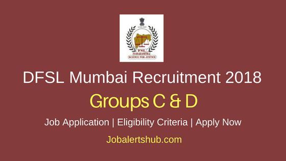 DFSL Scientific Assistant & Clerk Typist Recruitment 2018 Govt Jobs
