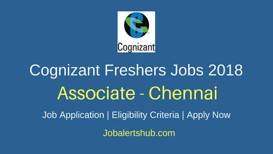 Cognizant Chennai Process Executive Fresher Jobs 2018