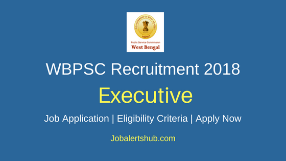 WBPSC Officer Job Notification