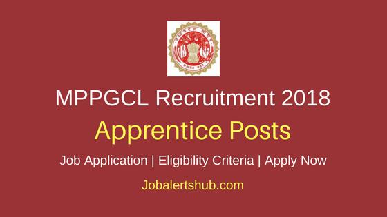 MPPGCL Apprentice Job Notification