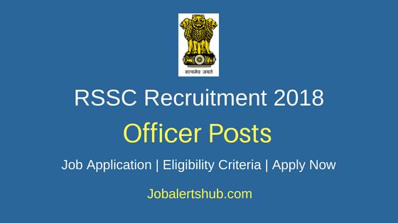 RSSC Coach Job Notification