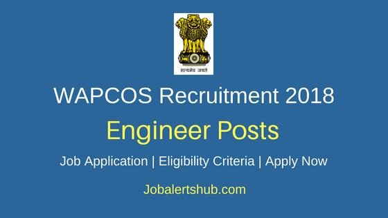 WAPCOS Limited Engineer Job Notification