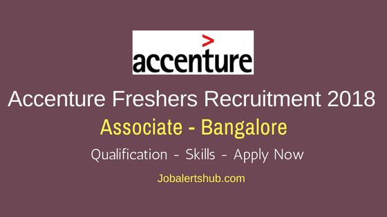Accenture-Fresher-Jobs-In-Bangalore-Associate-Job-Announcement