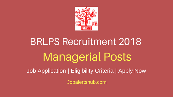 BRLPS Manager Job Notification