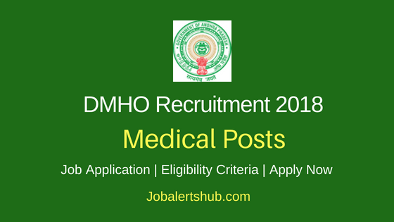 District-Medical-Health-Officer-Medical-Posts-Job-Notification
