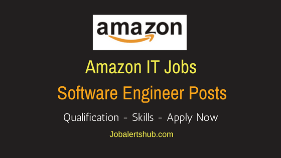 Amazon India Pvt Ltd Software Engineer Job Notification