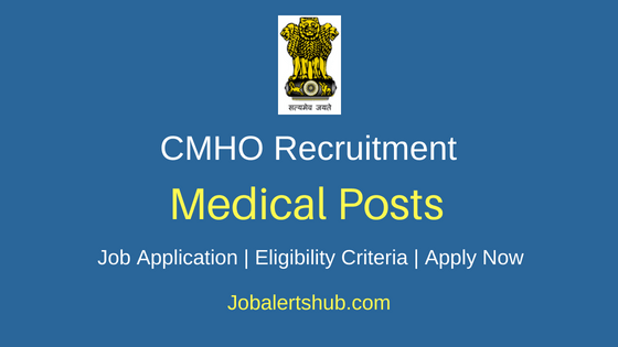 CMHO Medical Job Notification