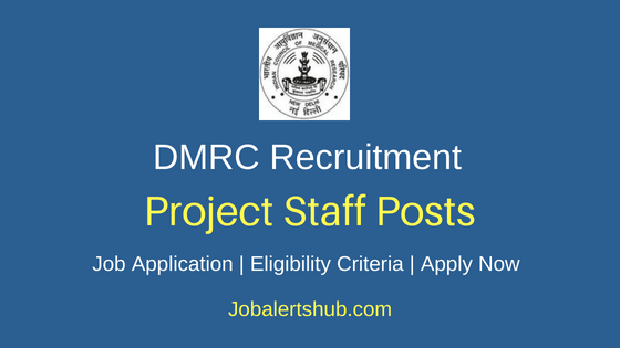 Desert Medicine Research Center Project Staff Job Notification