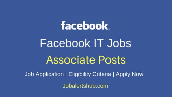 Facebook Associate Job Notification