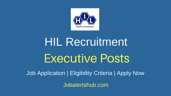 HIL Executive Job Notification