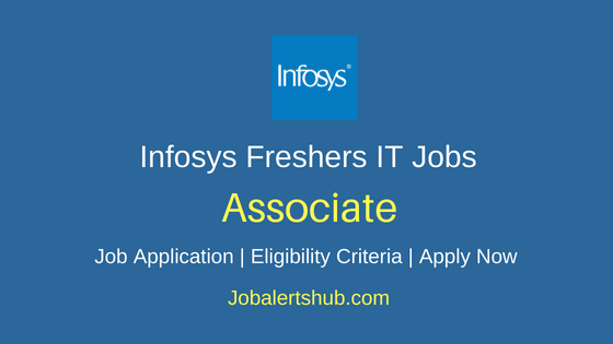 Infosys Limited Associate Job Notification