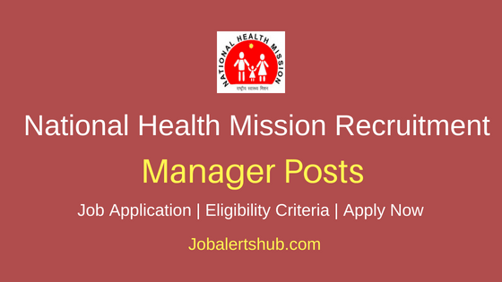 NHM Job Notification