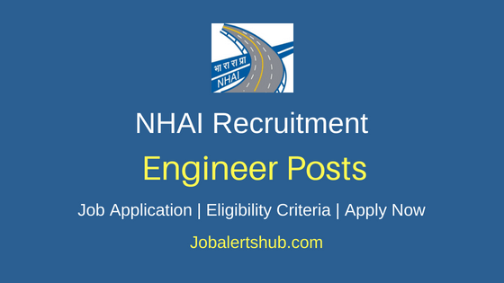 NHAI Engineer Job Notification