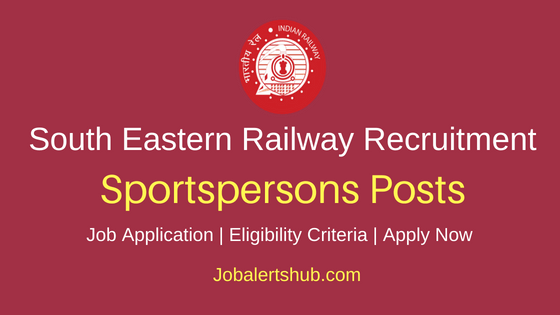 SER Railways Sportsperson Job Notification