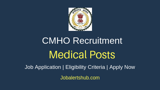 CMOH Medical Job Notification