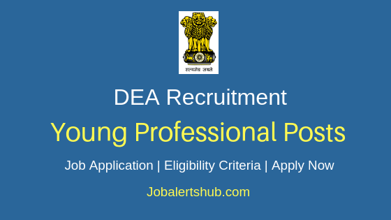 DEA Young Professional Job Notification