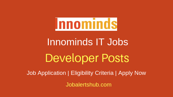 Innominds Developer Job Notification