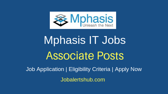 Mphasis Ltd Associate Job Notification
