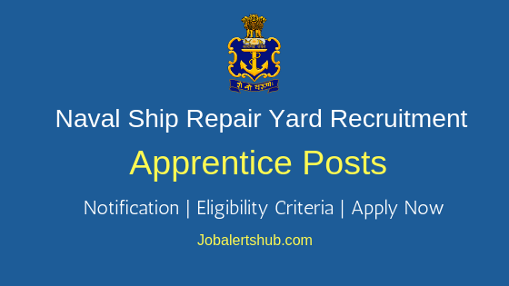 NSRY Apprentice Job Notification