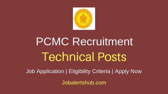 PCMC Technical Job Notification
