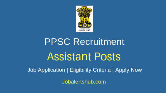 Punjab PSC Assistant Job Notification