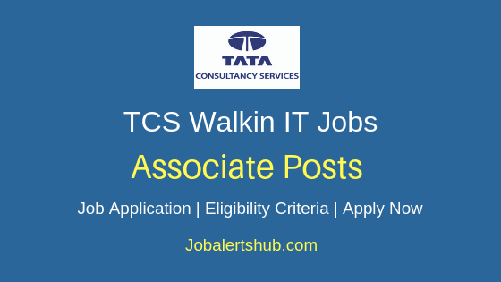 TCS BPS Associate Walkin Job Notification