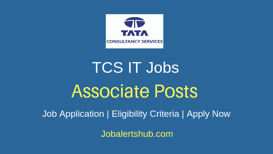TCS Ltd Associate Job Notification