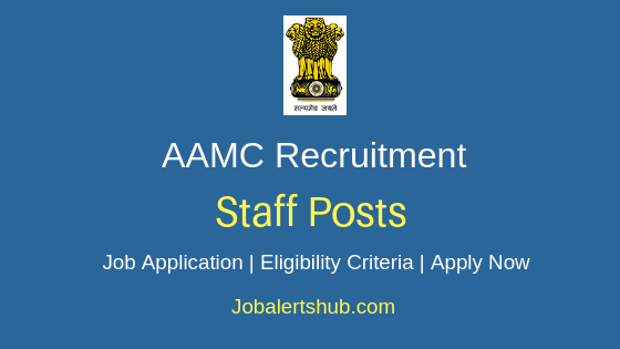 AAMC Staff Job Notification