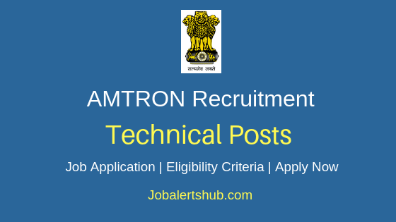 AMTRON Technical Job Notification