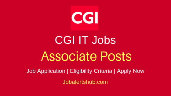 CGI Group Inc Associate Job Notification