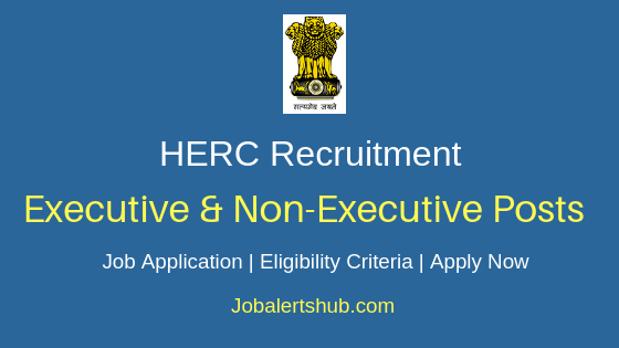HERC Executive & Non-Executive Job Notification