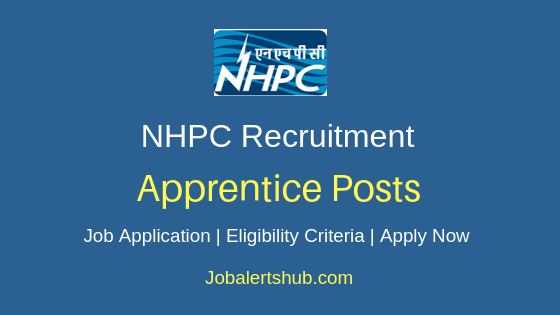 NHPC Apprentice Job Notification
