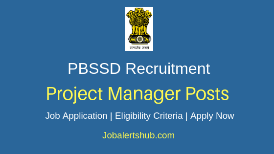 PBSSD Project Manager Job Notification