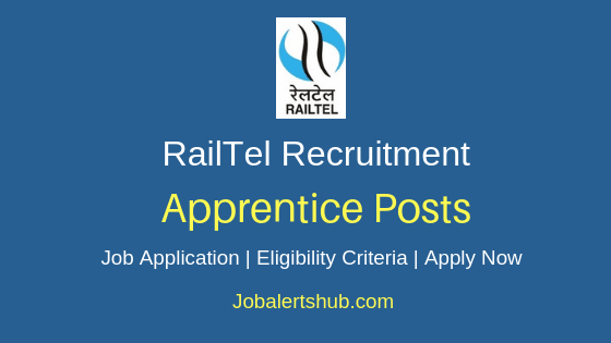 RailTel  Apprentice  Job Notification