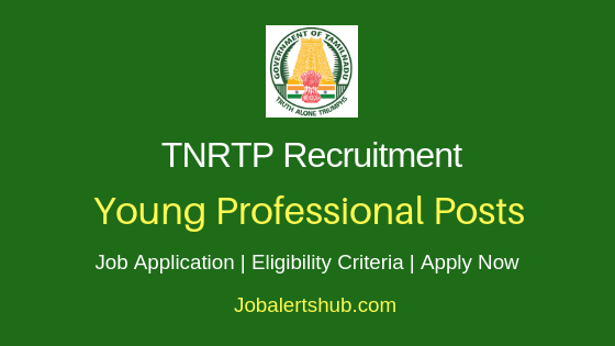 TNRTP Young Professional Job Notification