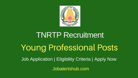 TNRTP Young Professional Job Notification