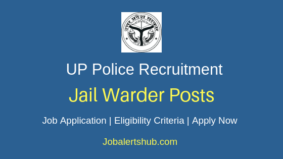 UPPBPB Jail Warder Job Notification