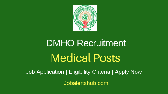 AP DMHO Medical Job Notification