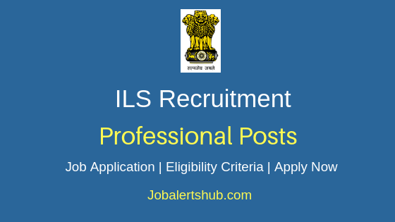ILS Professional Job Notification