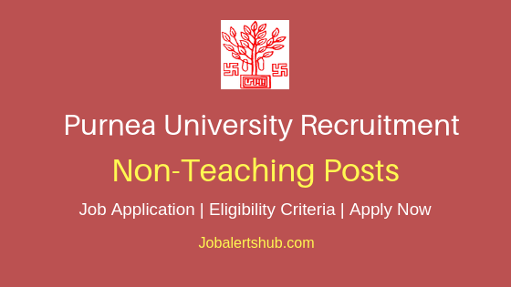 Purnea University Non Teaching Job Notification