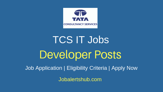 TCS Developer Job Notification