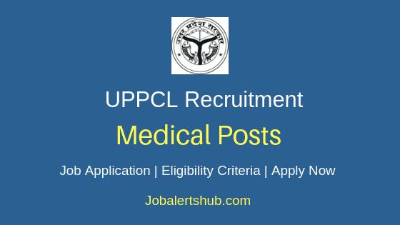 UPPCL Medical Job Notification