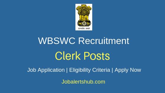 WBSWC Clerk Job Notification