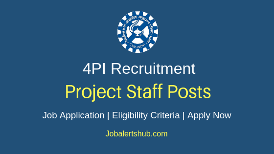Fourth Paradigm Institute Project Staff Job Notification